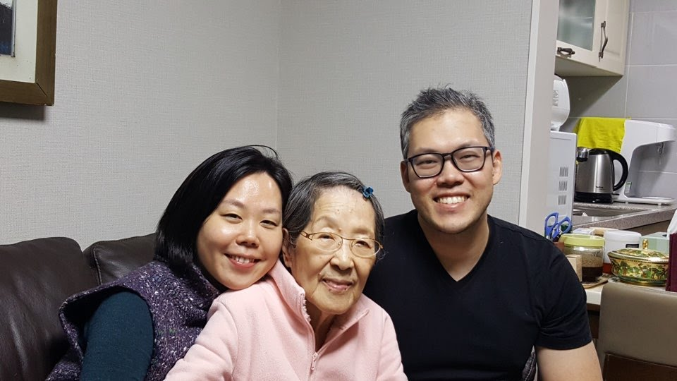 Wife's grandmother